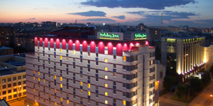 Holiday INN Lesnaya-MOW-Facade