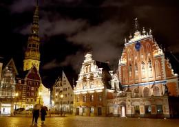 Latvia_Riga_night-view