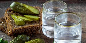 Vodka tasting_shutterstock_128964134