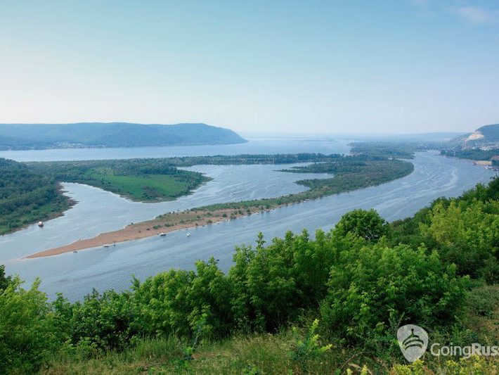 Volga-River