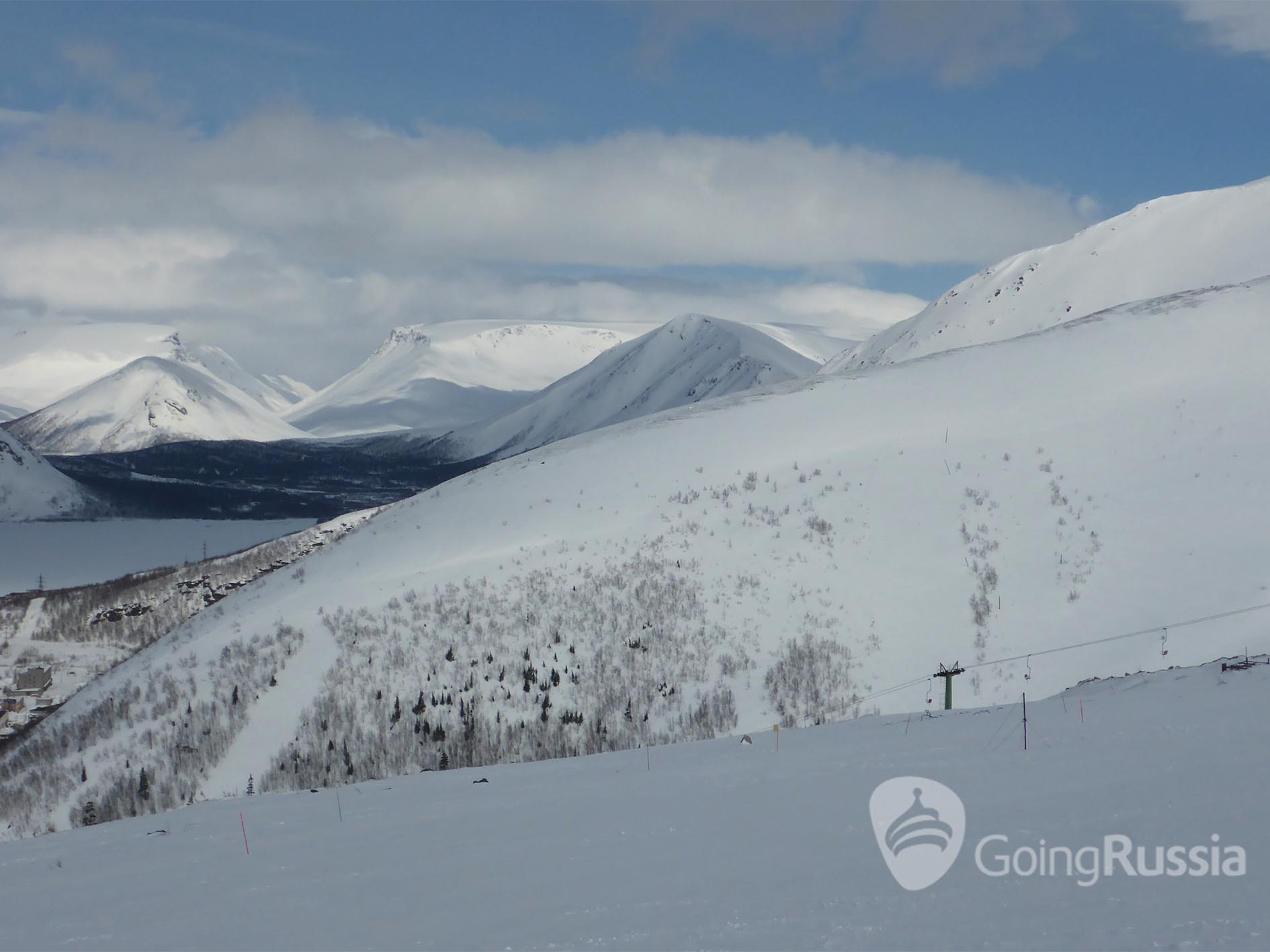 Kirovsk and the Khibiny mountains - Going Russia