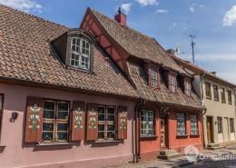 Lithuania_Klaipeda_old street_shutterstock_145712810
