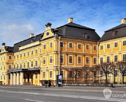 Menshikov Palace, St. Petersburg