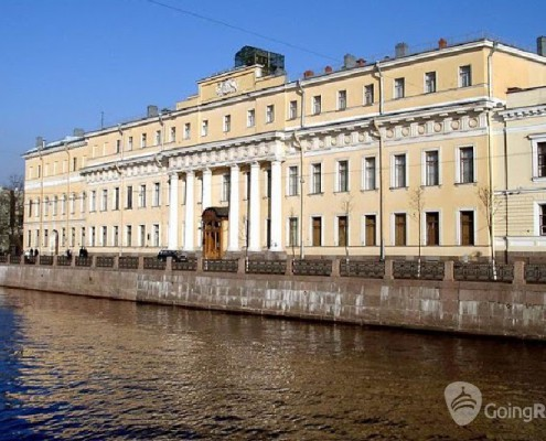 Usupov palace1